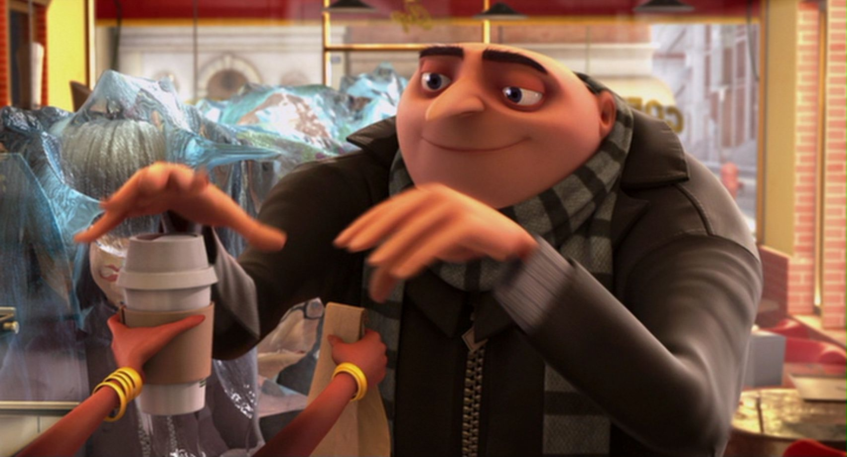 Despicable Me Full Movie
