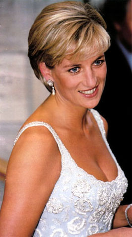 Stars, die jung gestorben sind Hintergrund titled Diana, Princess of Wales (Diana Frances; née Spencer; 1 July 1961 – 31 August 1997)