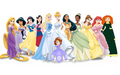 Disney princess lineup - disney-leading-ladies photo