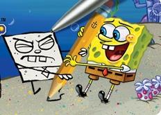 Doodlebob vs Spongebob