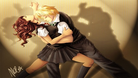 The gallery for --> Draco Malfoy And Hermione Granger ...