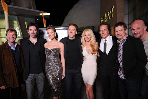Drive angry cast