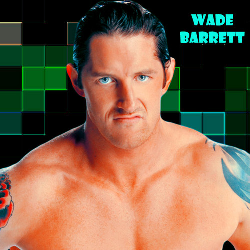 Wade Barrett wallpaper probably with a hunk, a portrait, and skin entitled Wade Barrett