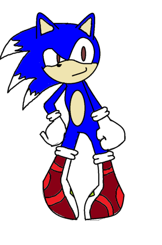 Brad the Hedgehog