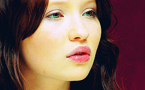 Emily Browning kertas dinding containing a portrait called Emily <3