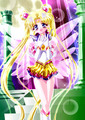 Eternal Sailor Moon - anime fan art