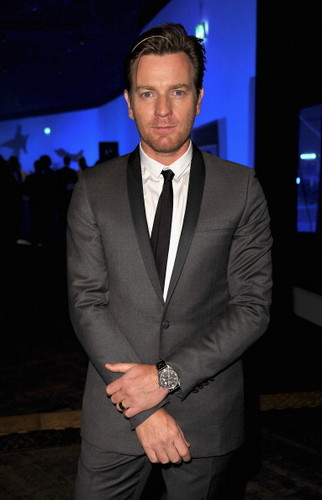 Ewan @ IWC parte superior, arriba Gun Gala Event at 22nd SIHH High Jewellery Fair