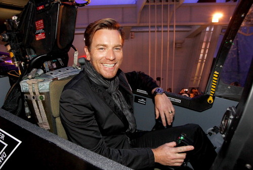 Ewan at 22nd SIHH High Jewellery Fair - ewan-mcgregor Photo