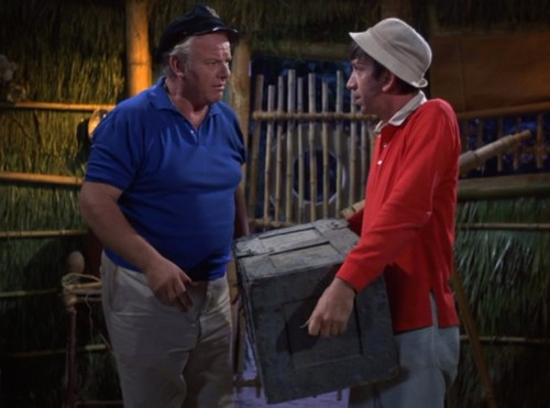 Gilligan, the Goddess - gilligans-island Screencap