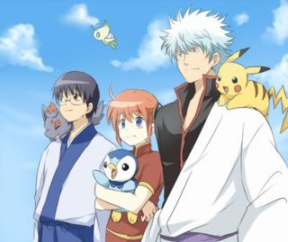 Gintama -Pokemon Parody-