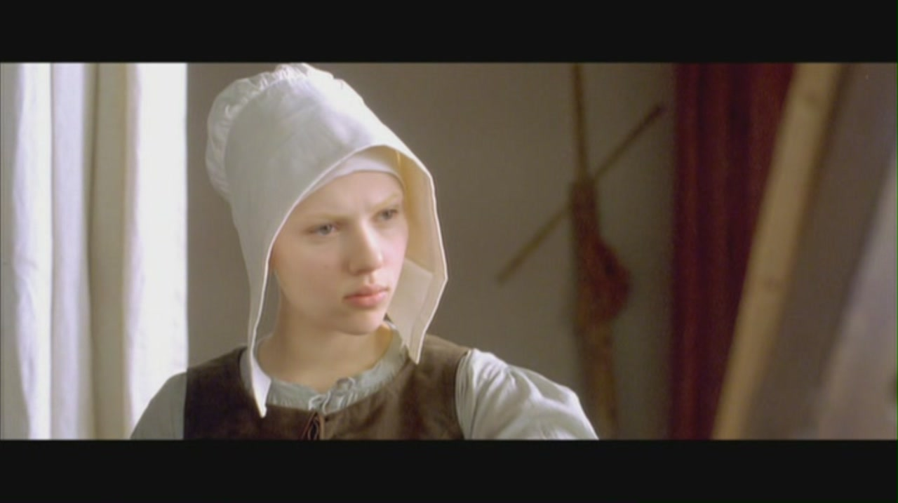 Girl With The Pearl Earring Scarlett Johansson Morermation