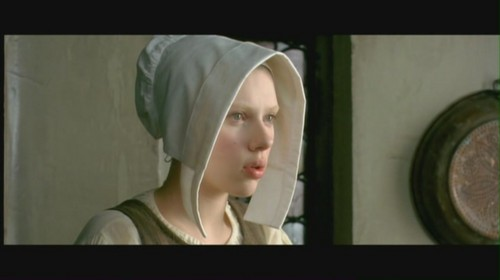 Girl with a Pearl Earring - scarlett-johansson Screencap