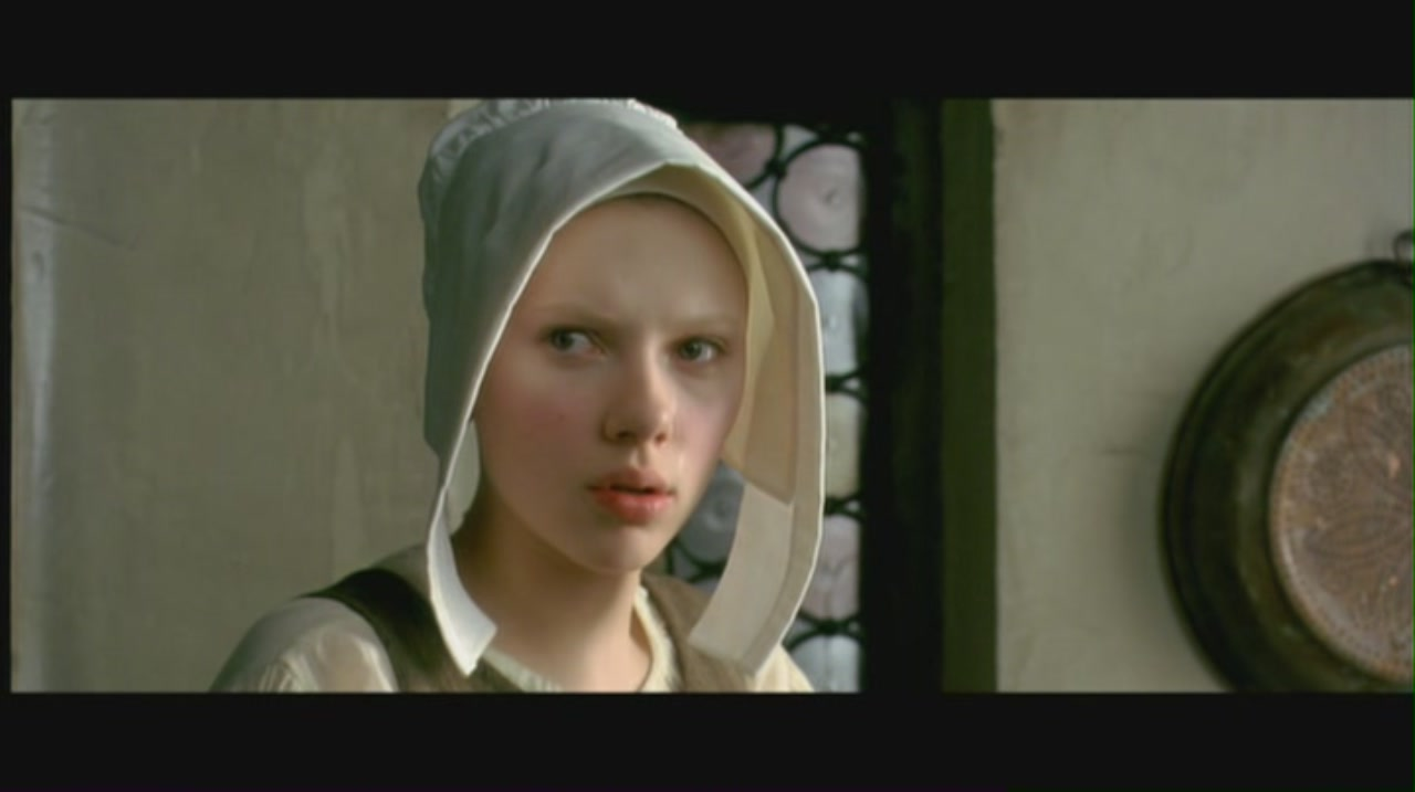 Girl with a Pearl Earring / გოგონა