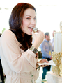 Golden Globes Gift Lounge - erica-durance photo