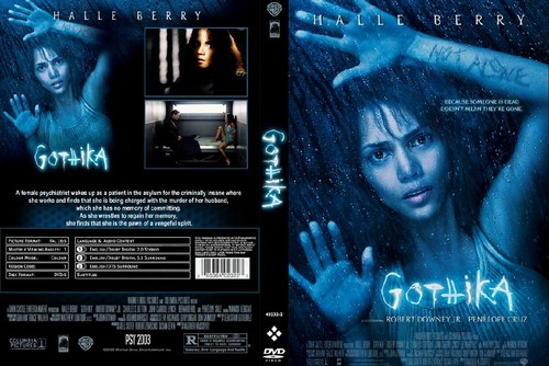 Film horror wallpaper probably containing Anime called Gothika