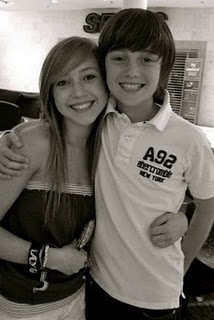 Greyson and Lauren - greyson-chance Photo