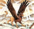 Gryphon - mythical-creatures photo