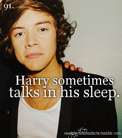 Harry Facts