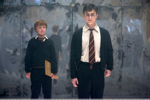 Harry and Nigel