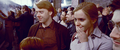 harry-potter - Hermione and Ron screencap