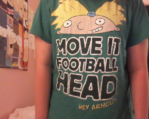 Hey Arnold hemd, shirt