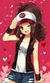 Hilda - pokemon-black-and-white photo