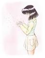 Hotaru - anime fan art