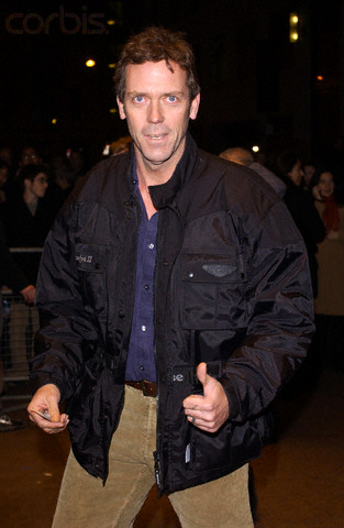 """Hugh Laurie """"The Dancer Upstairs"""" Premieres in London- 18.11.2002"""