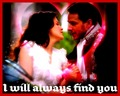 I will always find you!