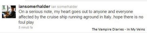 Ian's Tweet <3