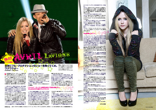 InRock Magazine [February 2012]