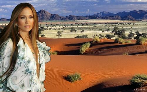 J.LO - Namib desert