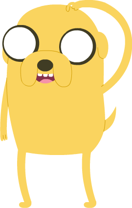 Jake the dog~