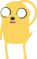 Jake the dog~ - danniwolf09 fan art