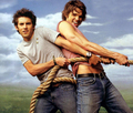 Jared Padalecki And Milo Ventimiglia - jared-padalecki photo