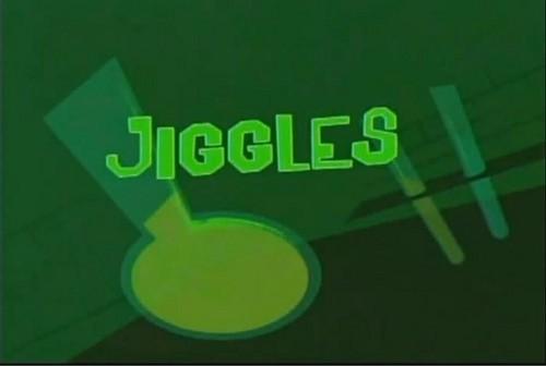 Jiggle's 제목