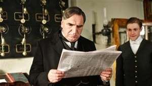 Jim as Mr.Carson