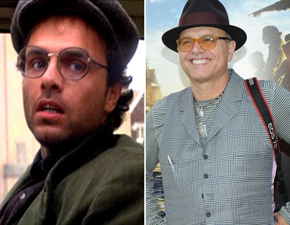 "Joe Pantoliano as ""Francis Fratelli"""