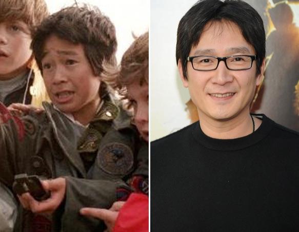 "Jonathan Ke Quan as ""Data"