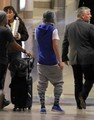 Justin arriving at LAX Airport :) - justin-bieber photo