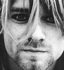 Kurt Cobain photo with a portrait titled KC