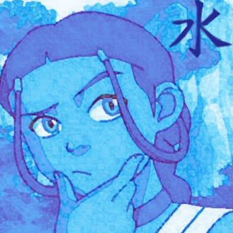 Avatar: The Last Airbender wallpaper titled Katara icon