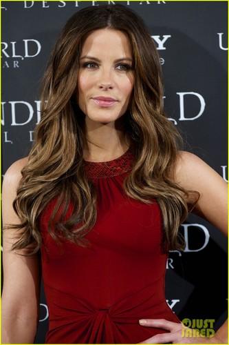 Kate Beckinsale: 'Underworld: Awakening' Madrid 写真 Call!
