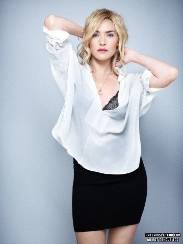 Kate Winslet - Photoshoot
