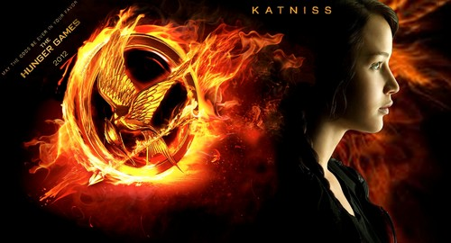 The Hunger Games Movie wallpaper entitled Katniss