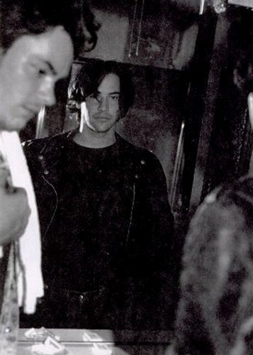 River Phoenix & Keanu Reeves wallpaper called Keanu & River Rare