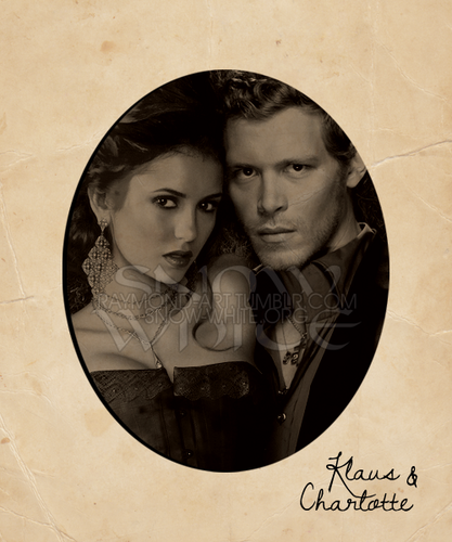 Klaus and charlotte