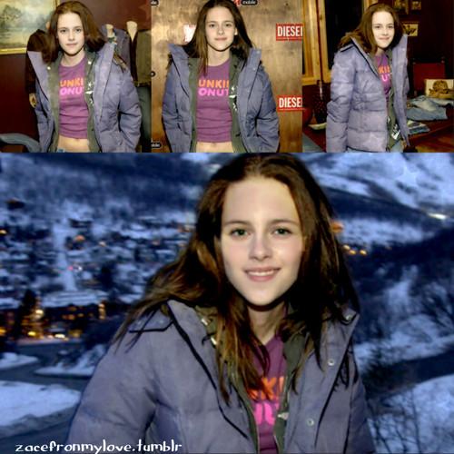 Kristen Stewart- 01.17.04: DIESEL HOUSE