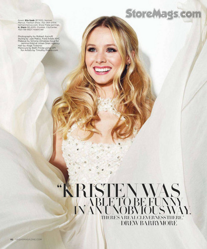 Kristen in Vegas Magazine - February 2012