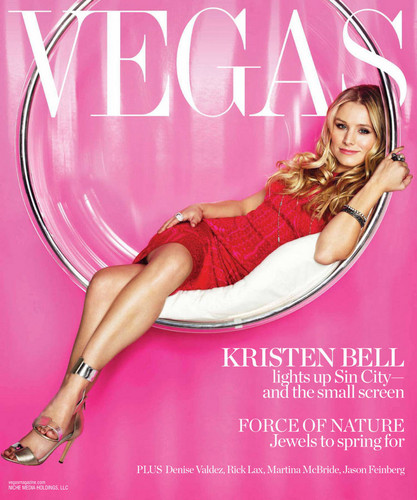 Kristen in Vegas Magazine - February 2012